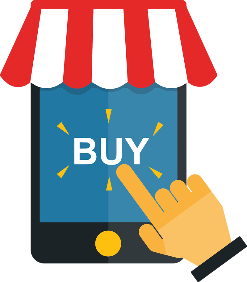 Köp app med säljande innehåll och design