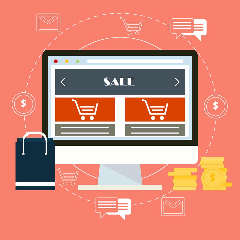 Öka din försäljning med en webbutik