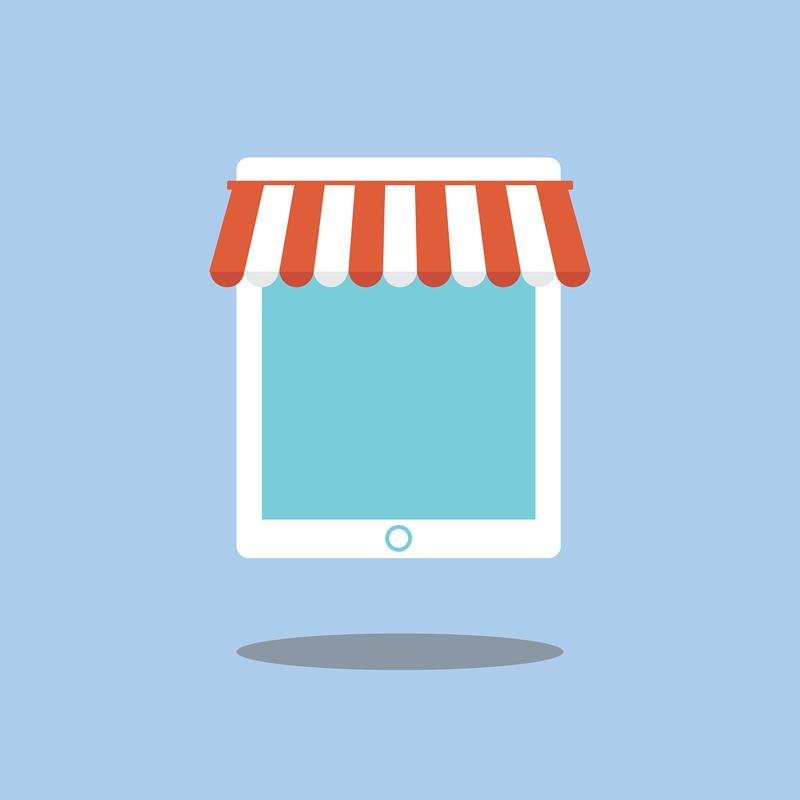 En webbutik som är lätt att uppdatera