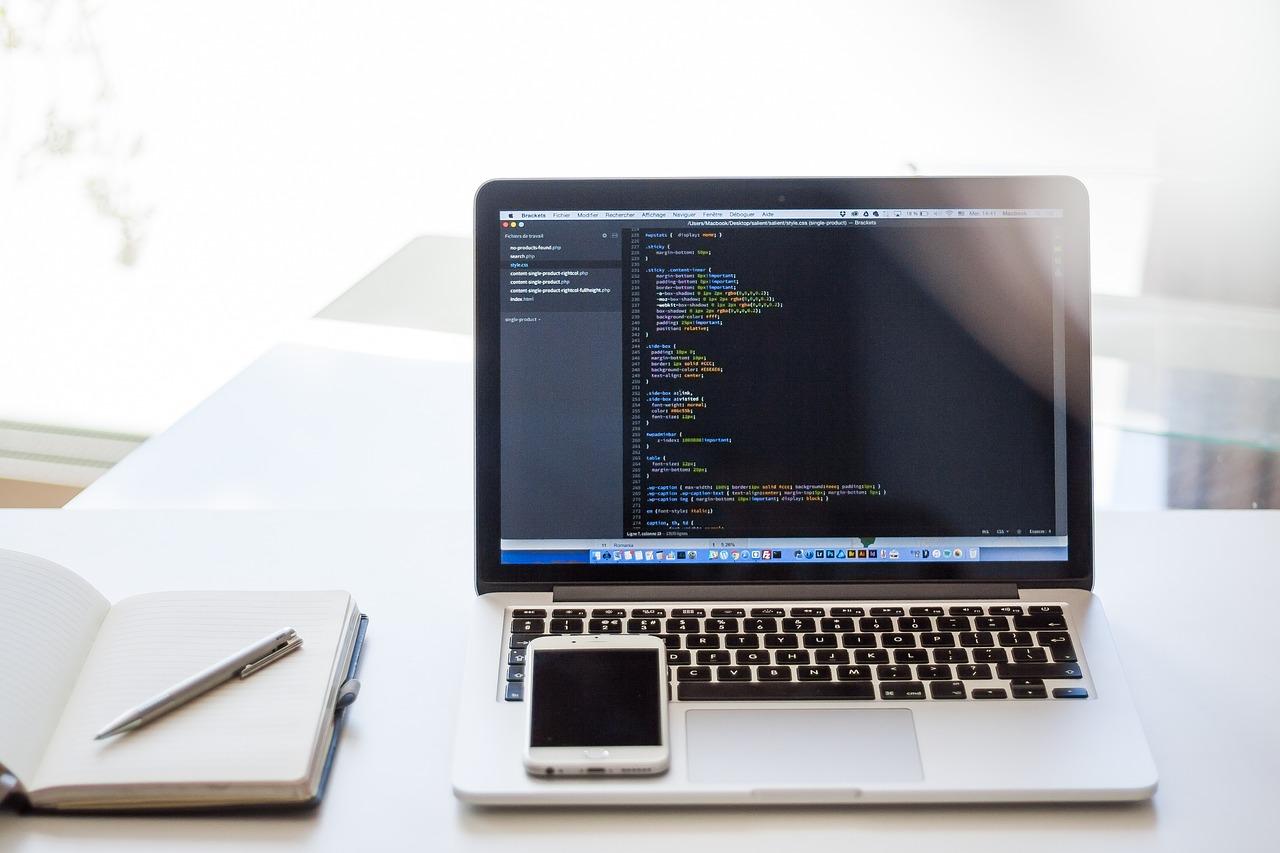 Programmering av hemsida