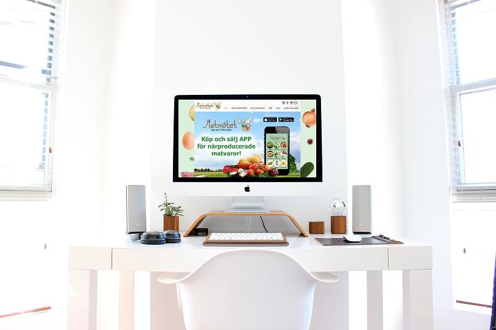 Webbutik med hög design, bra betalningsmetoder och hög design