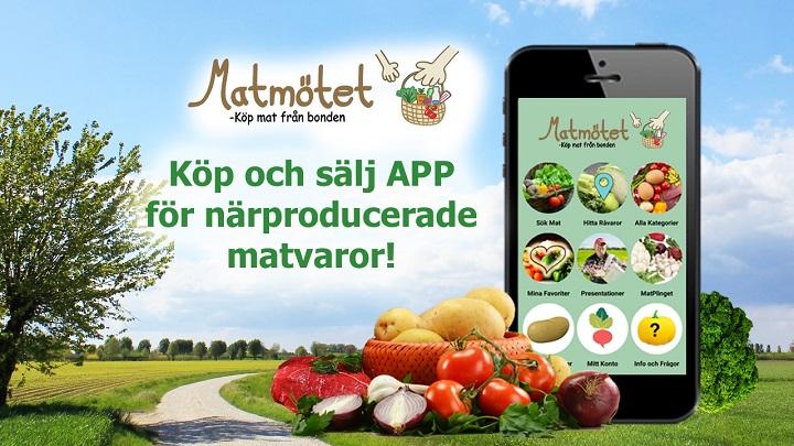 Matmötet App