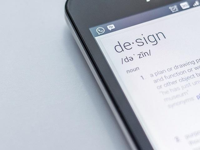 Design av mobil