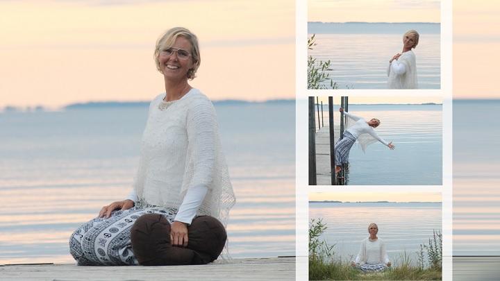 Yoga Anna fotografering
