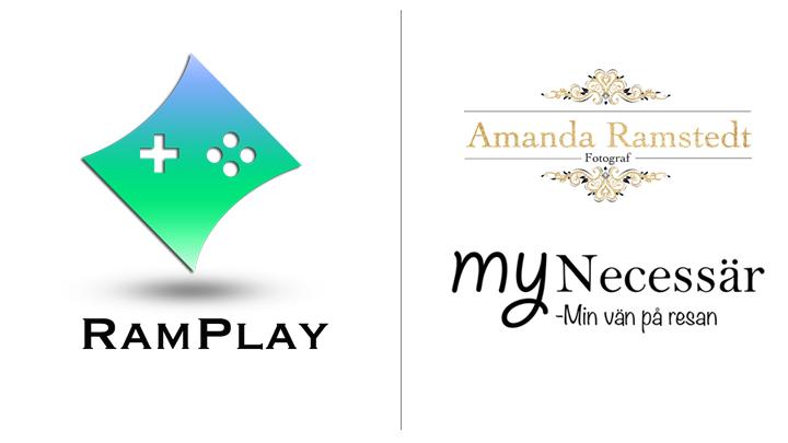 Logotyper av Ramplay
